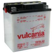 Bateria Vulcania YB10L-A2 Intruder 250 / GS500 / Virago 250