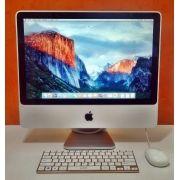 iMac MB323LL/A 20'' Intel Core 2 DUO 2.40GHz 4GB HD-250GB   DEDICADA - 128MB (NÃO ENVIAMOS)