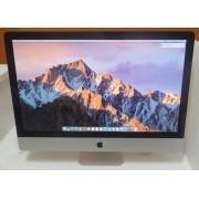 iMac MC814LL/A 27'' Core i5 3.1GHz 32GB HD-1TB 1GB-DEDICADA