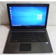Notebook Compaq 14'' Cel DC 500GB 4 Gigs. Não Enviamos pelo Correio