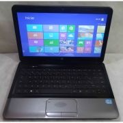 Notebook HP 1000 14'' Intel Core i3 2.4GHz 4GB HD-500GB