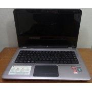 Notebook HP  Dv6 15.6'' AMD Turion II Dual Core 2.5GHz 4GB HD-500GB - 1GB DEDICADA