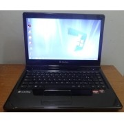 Notebook Itautec A7420 14'' AMD C-60 1GHz 4GB HD-320GB