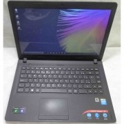 Notebook Lenovo 80R7 14'' Intel Cel. 2.2GHz 4GB HD-500GB