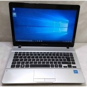 Notebook Samsung 14'' NP370E4K Intel Celeron Dual Core 1.5GHz 4GB HD-500GB