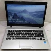 Notebook Samsung  NP370E4k Intel Celeron 1.5GHz 4GB HD-500GB