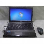Notebook Samsung R440 14'' Intel Core i3 2.3GHz 4GB HD-500GB