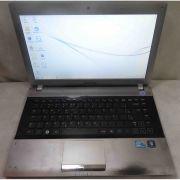 Notebook Samsung Rv411 14'' Core i3 2.5GHz 4GB HD-320GB