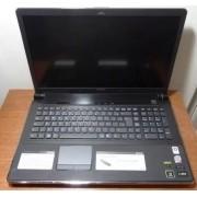 Notebook Sony VGN-AW180AU 18.4'' Intel Core 2 Duo 2.5GHz 4GB HD-1TB 512MB-DEDICADA + Alphanumérico