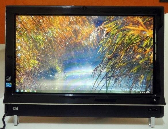 All in One HP TouchSmart 600-1150QD 23'' Intel Core i7 1.73GHz 8GB HD-1TB TOUCH