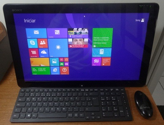 All-In-One Sony Vaio SVJ20213CBB  20