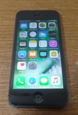 Apple iPhone 5 MD642LL/A 64GB - Preto