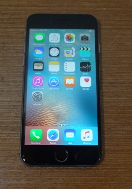 iPhone 6 MG3A2BR/A 16GB 4,7