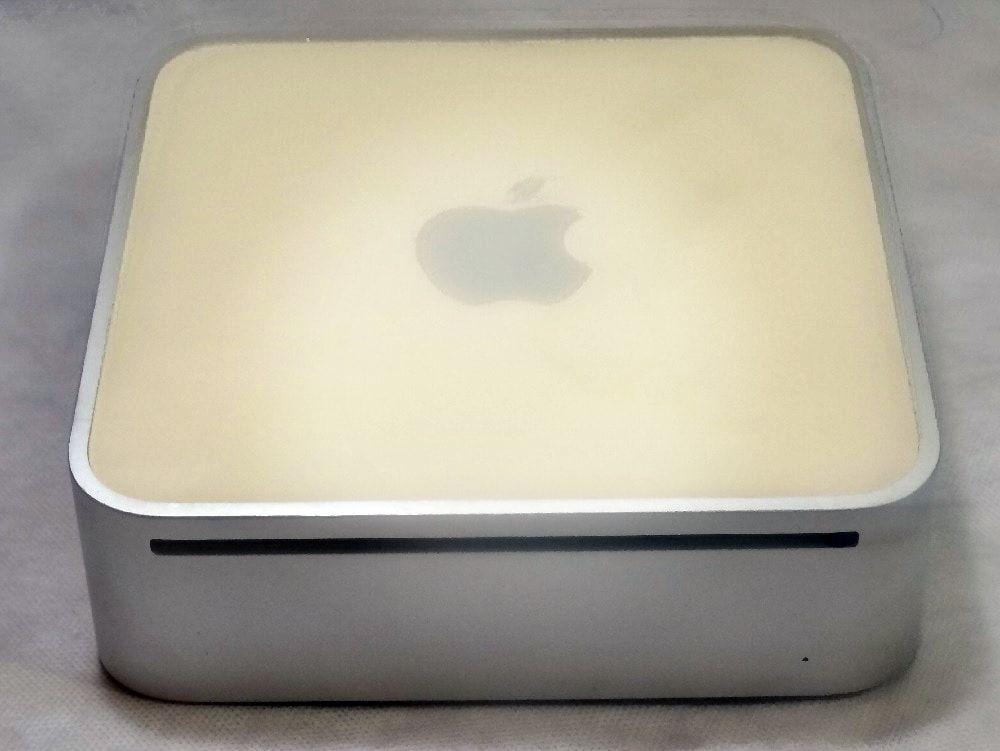 Apple Mac Mini MB138LL/A Intel Core 2 Duo 1,83GHz 4GB HD80GB