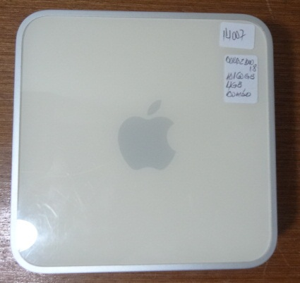 Apple Mac Mini MB138LL/A Intel Core 2 Duo 1,8GHz 4GB HD160GB