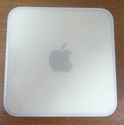 Apple Mac Mini MB138LL/A Intel Core 2 Duo 1,8GHz 4GB HD320GB(NÃO ENVIAMOS)