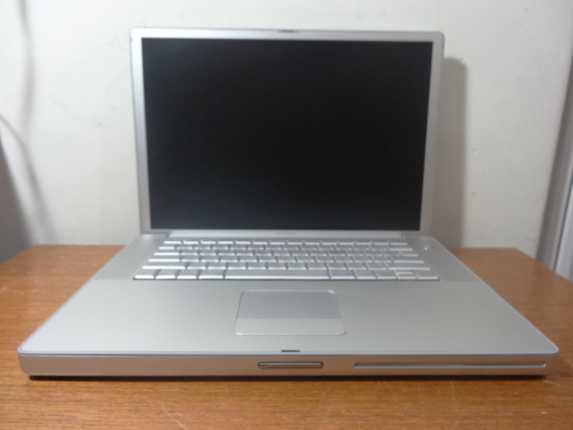 Apple PowerBook G4 M9677LL/A 15'' PowerPC G4 1,6GHz 768MB HD-80GB