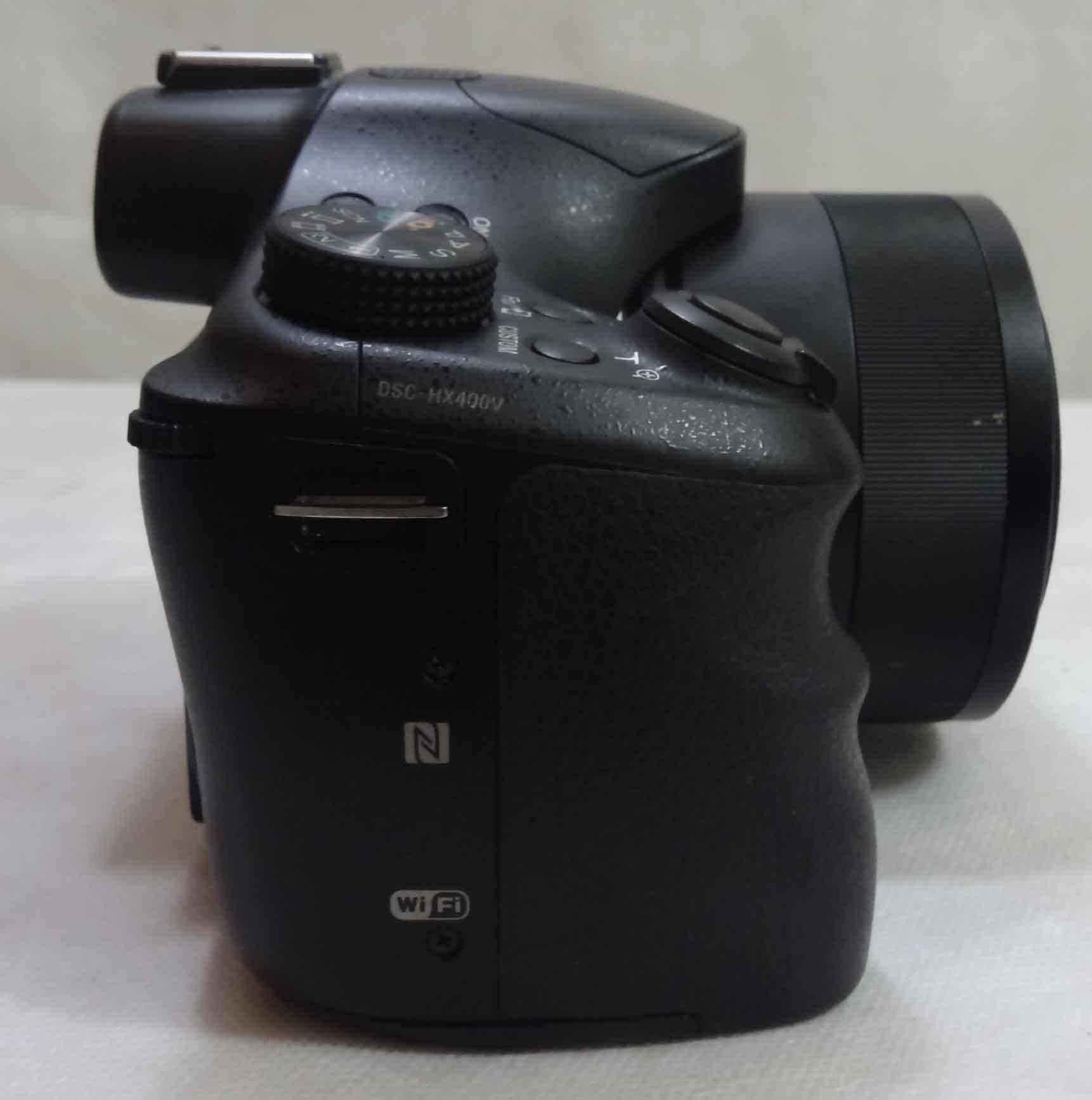 Câmera Sony Dsc-hx400v 20.4mp, Zoom 50x, Lcd 3 Full Hd