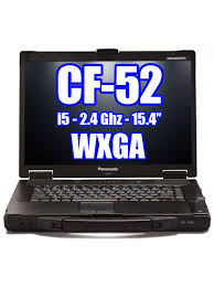 Conhece este Notebook? Dell Latitude Rugged. Compare com o Toughbook CF-52 da Panasonic