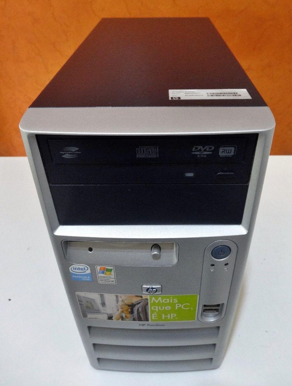 Desktop HP Pavilion B1230BR Pentium 4 3.06GHz 1,5GB HD-80GB