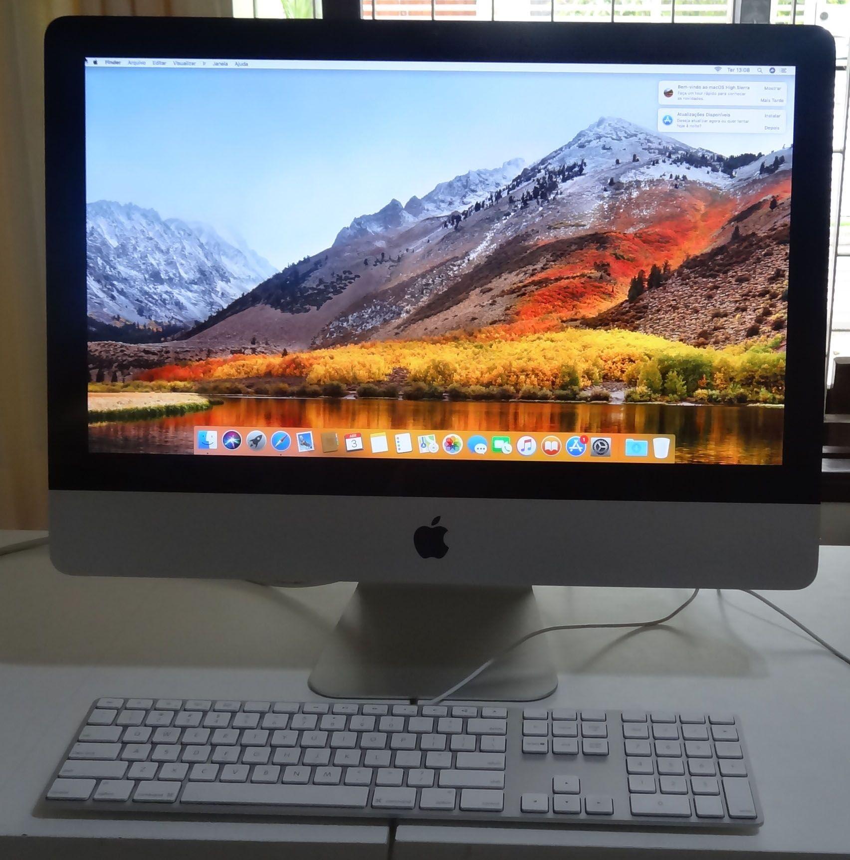 iMac MC309LL/A 21.5'' Intel Core i5 2.5GHz 8GB HD-500GB