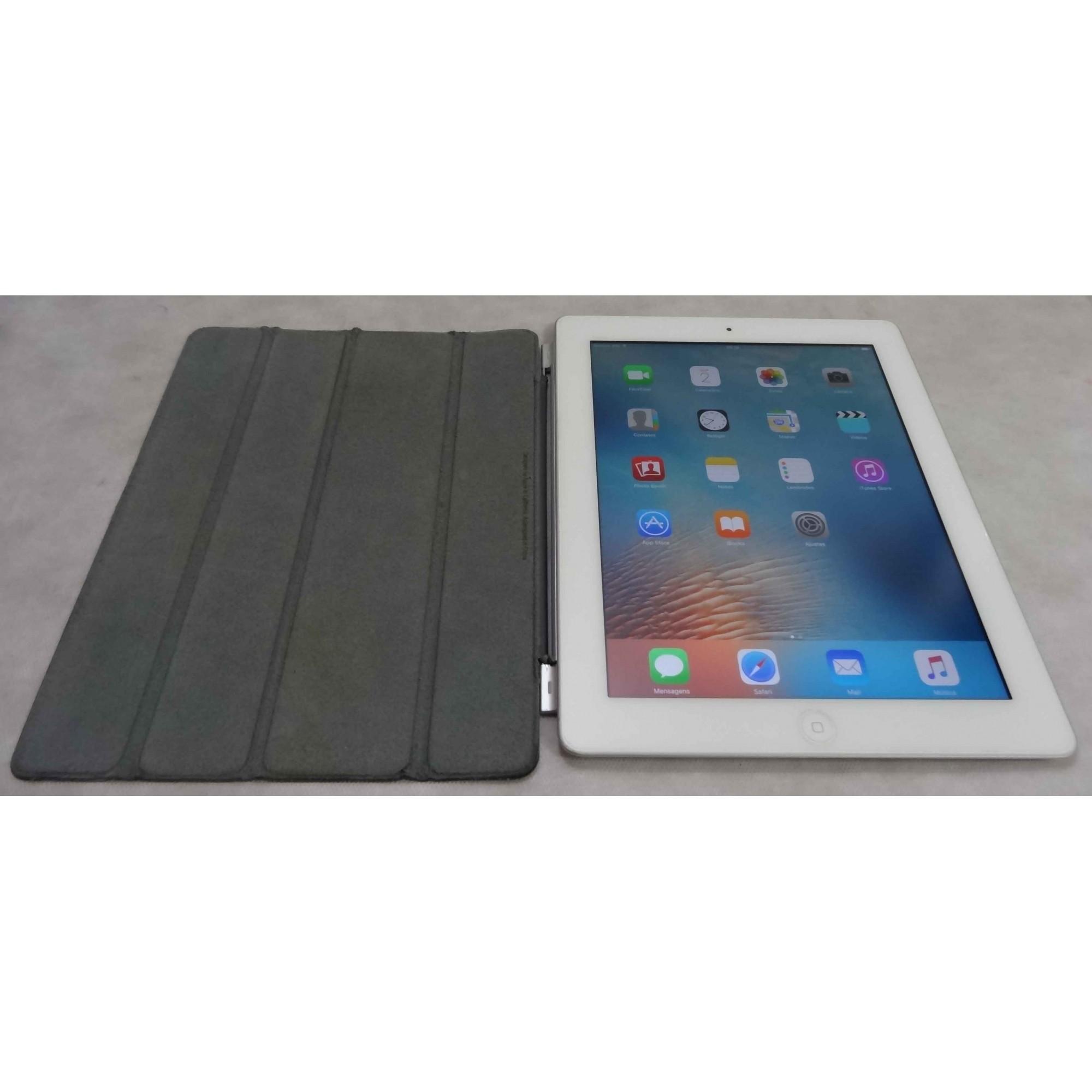 iPad 3A Geração MD369BR/A  Wi-Fi, 3G, 16GB - Branco