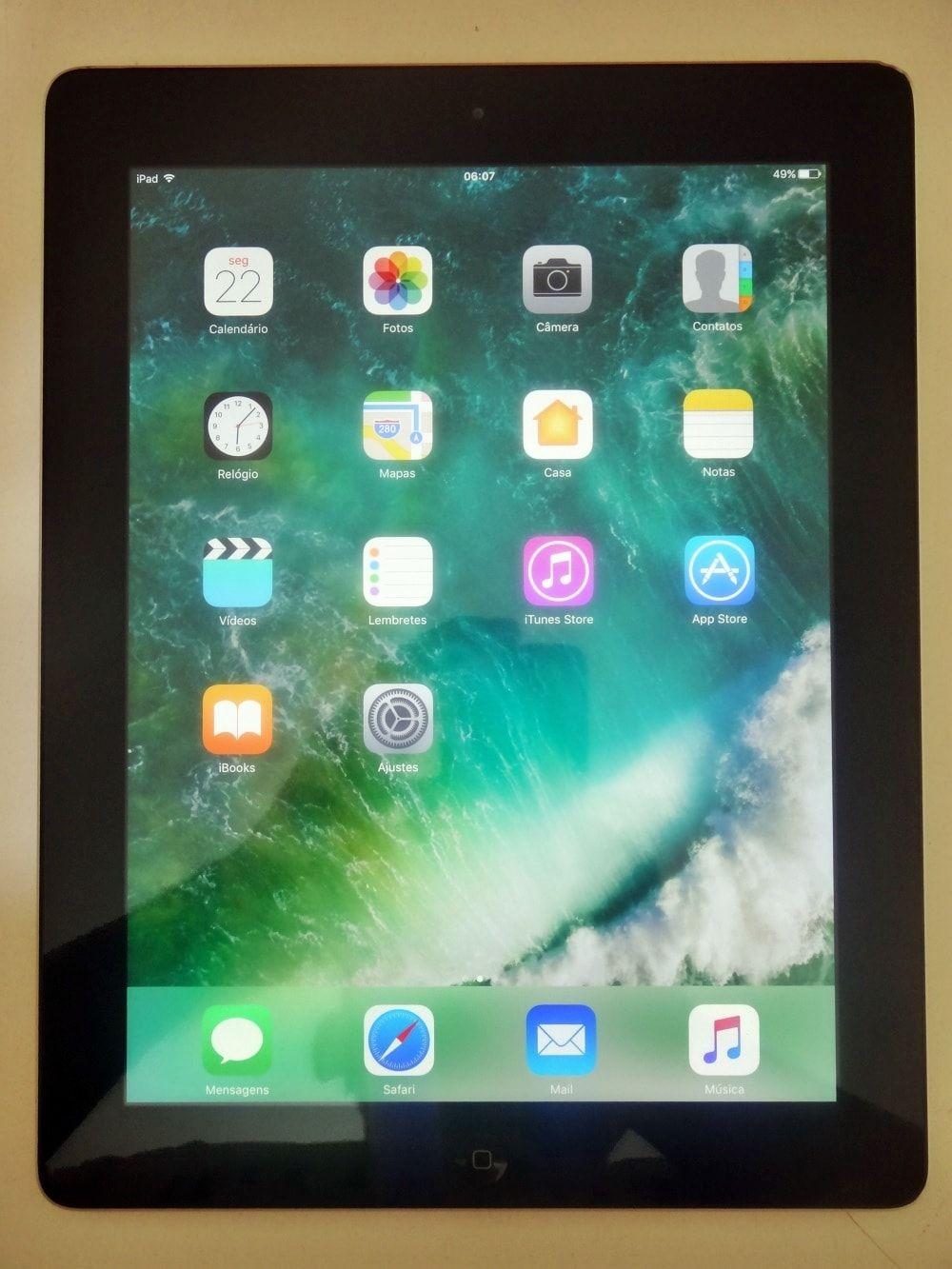 iPad (4ª geração) MD510AE/A 9.7