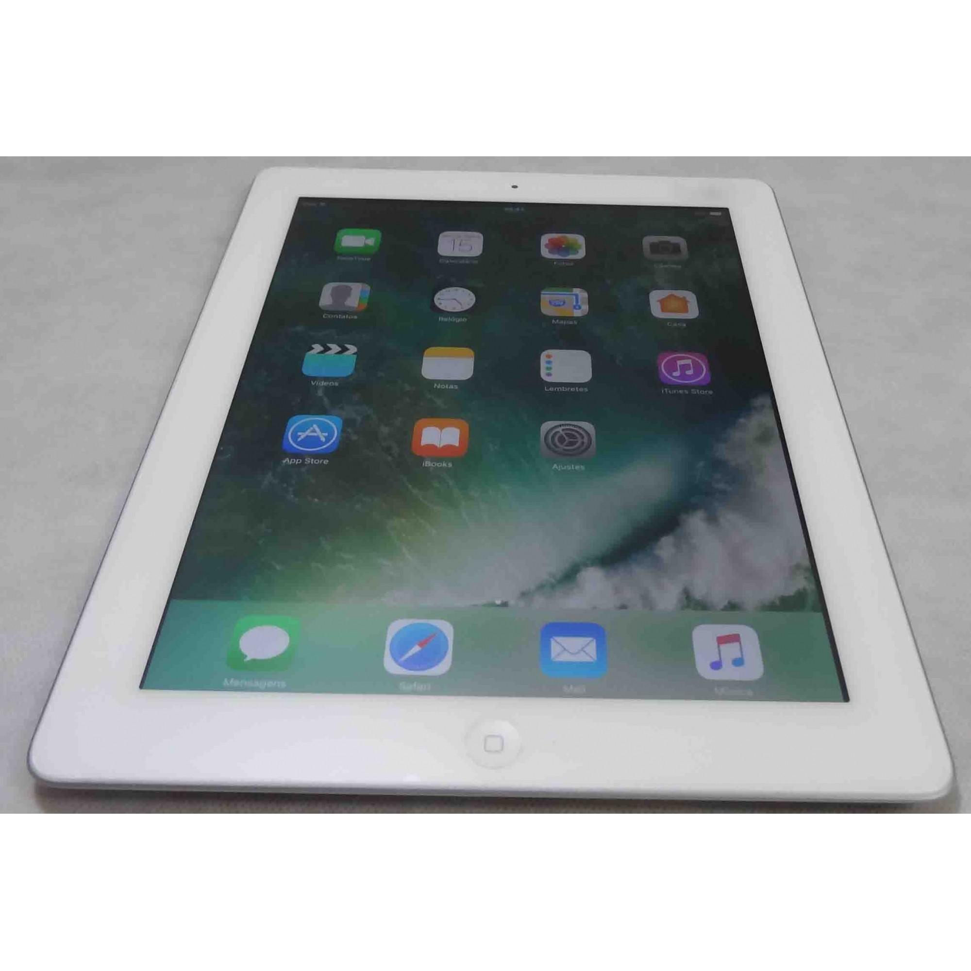 iPad 4ª Geração MD513BR/A 9,7