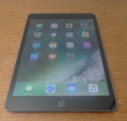 iPad Mini 3 MGP32BR/A RETINA 128GB WiFi Cinza Espacial