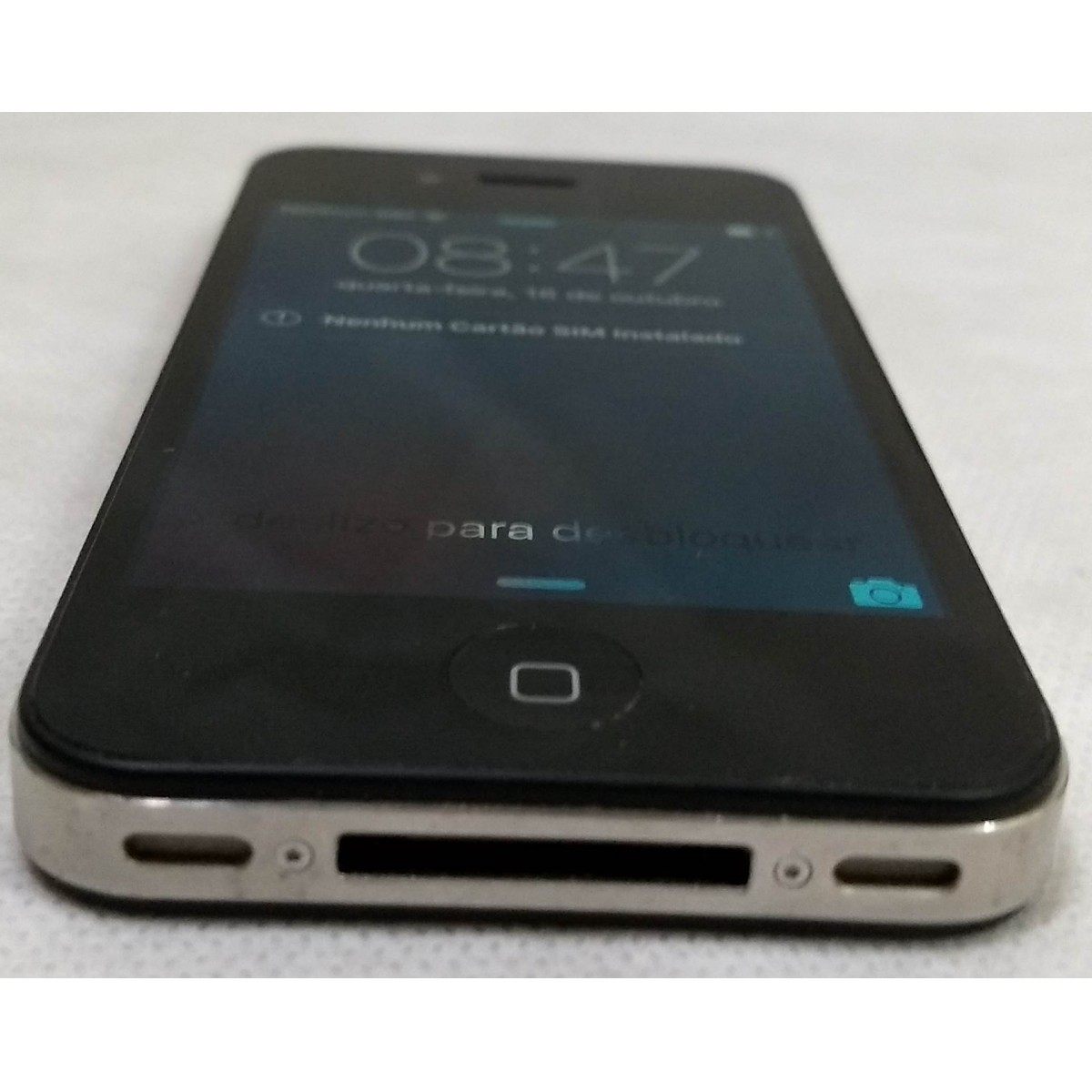 iPhone 4s MD257BZ/A 3.5'' Wi-fi/3G 64GB - Preto