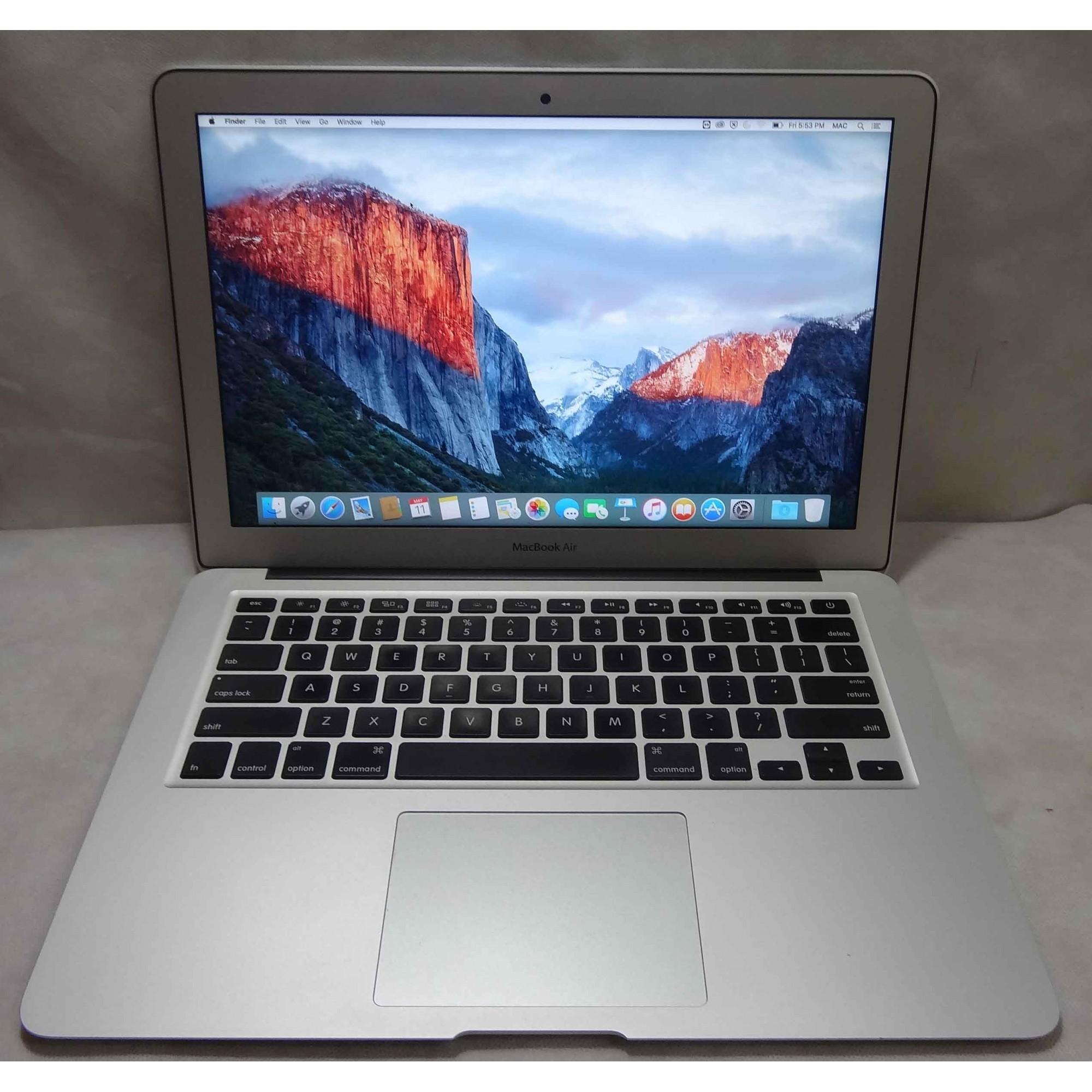 Macbook Air MJVE2LL/A 13.3'' Intel Core i5 1.6GHz 8GB SSD-256GB