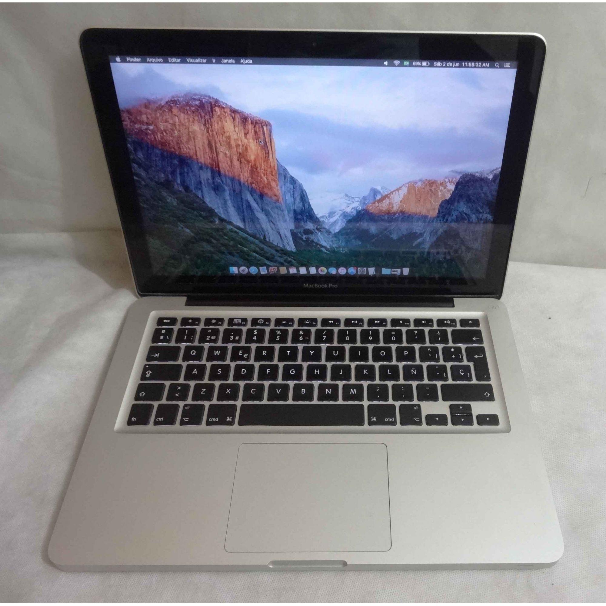 Macbook Pro MB990LL/A 13