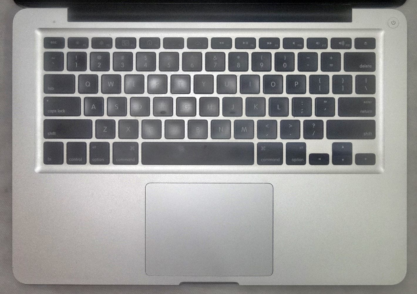 MacBook Pro MC724LL/A 13.3
