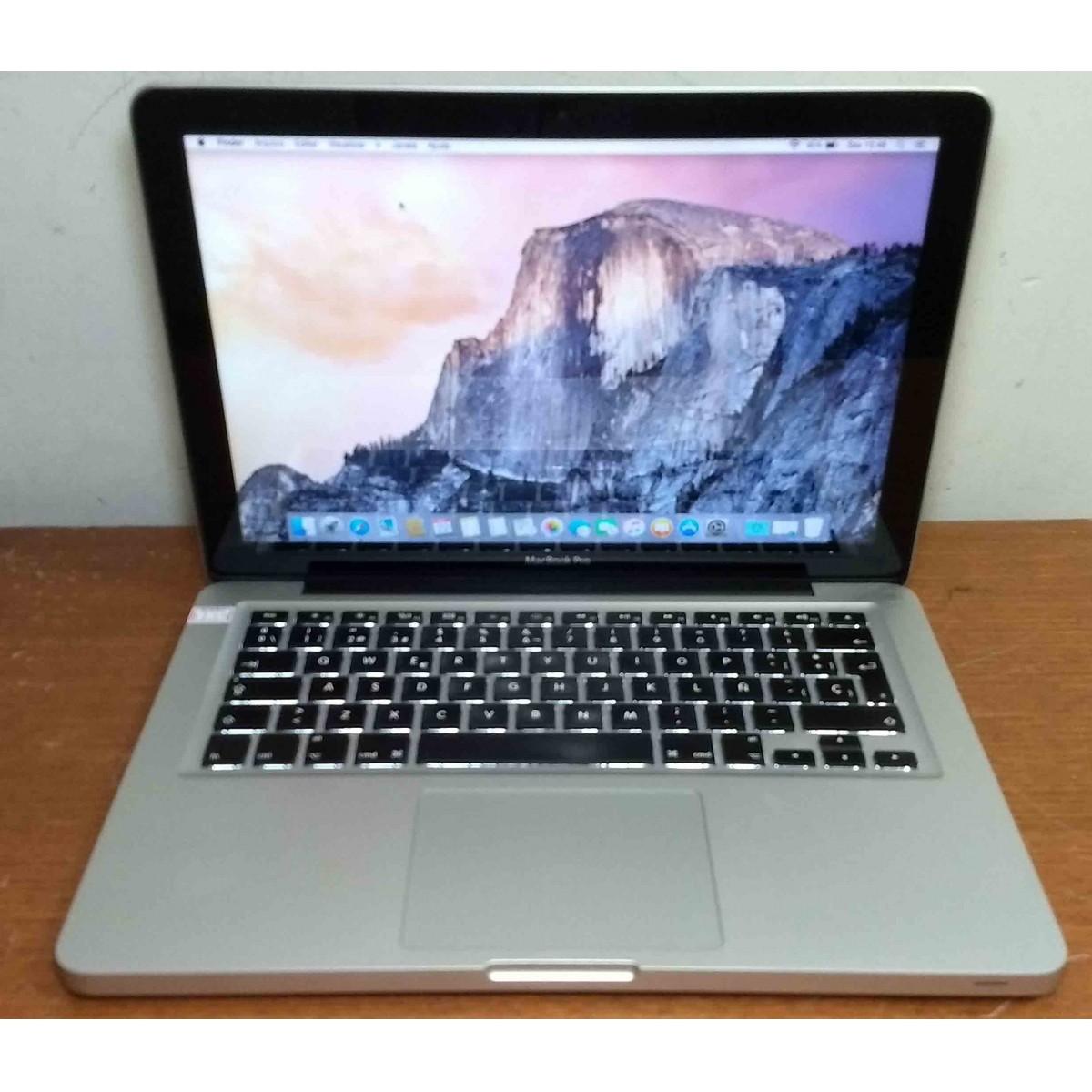 Macbook Pro MD101LL/A 13.3'' Intel Core i5 2.5GHz 8GB HD-500GB