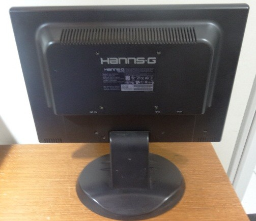 Monitor Hanns.G HW173D LCD 17 Polegadas