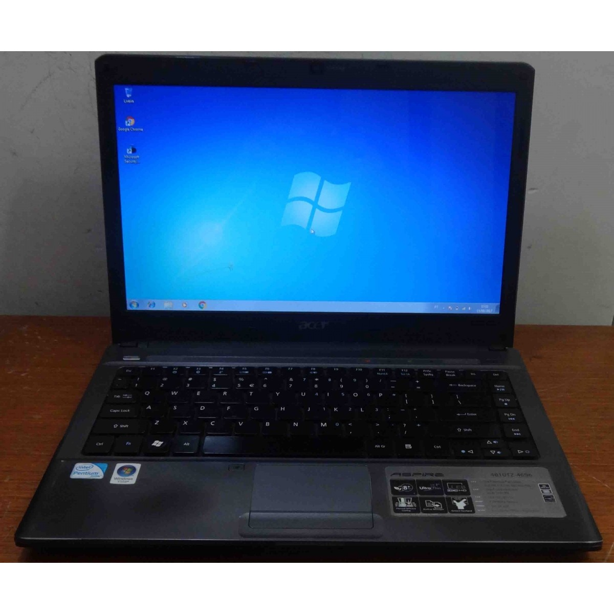 Notebook Acer Aspire 4810TZ 14'' Intel Pentium 1.3GHz 3GB HD-320GB