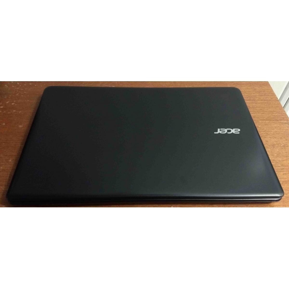 Notebook Acer E1-572-6_BR471 Core i3 1.7GHz 4GB HD-500GB + Alphanumérico