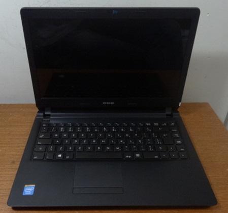 Notebook CCE Ultra Thin U25 14'' Celeron 1.1GHz 2GB HD-500GB