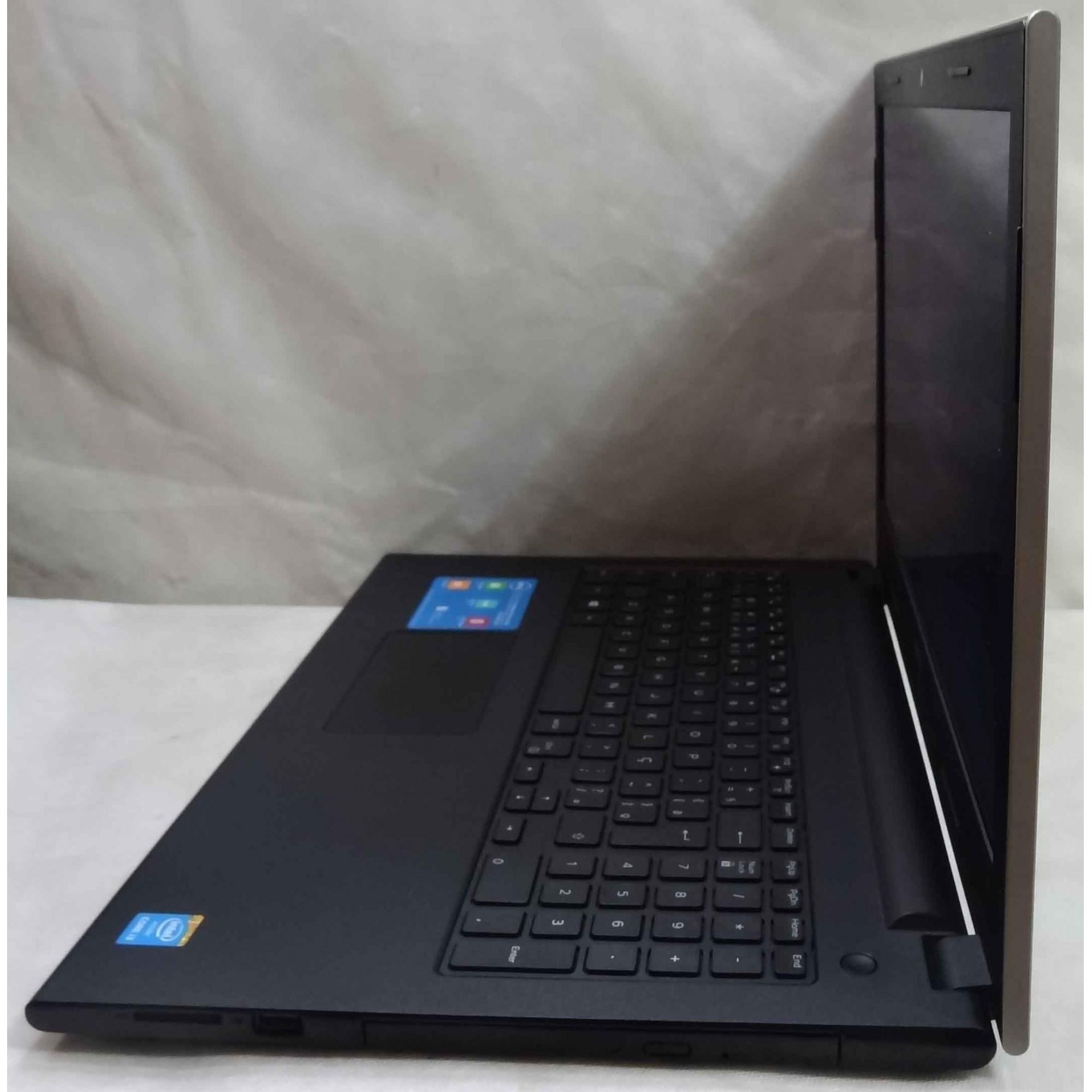Notebook Dell Inspiron 3542 Intel Core i3 1.7GHz 4GB HD-1TB + Alphanumérico