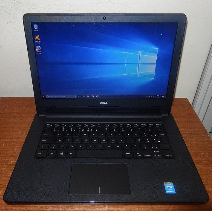 Notebook Dell Inspiron I14-5458-D08P 14'' Intel Core i3 2GHz 8GB HD-1TB