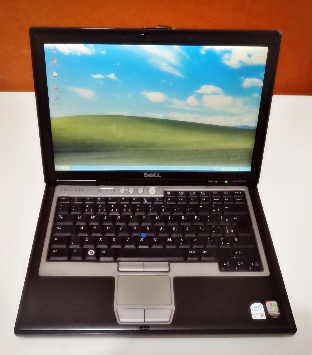 Notebook Dell Latitude D620 14.1