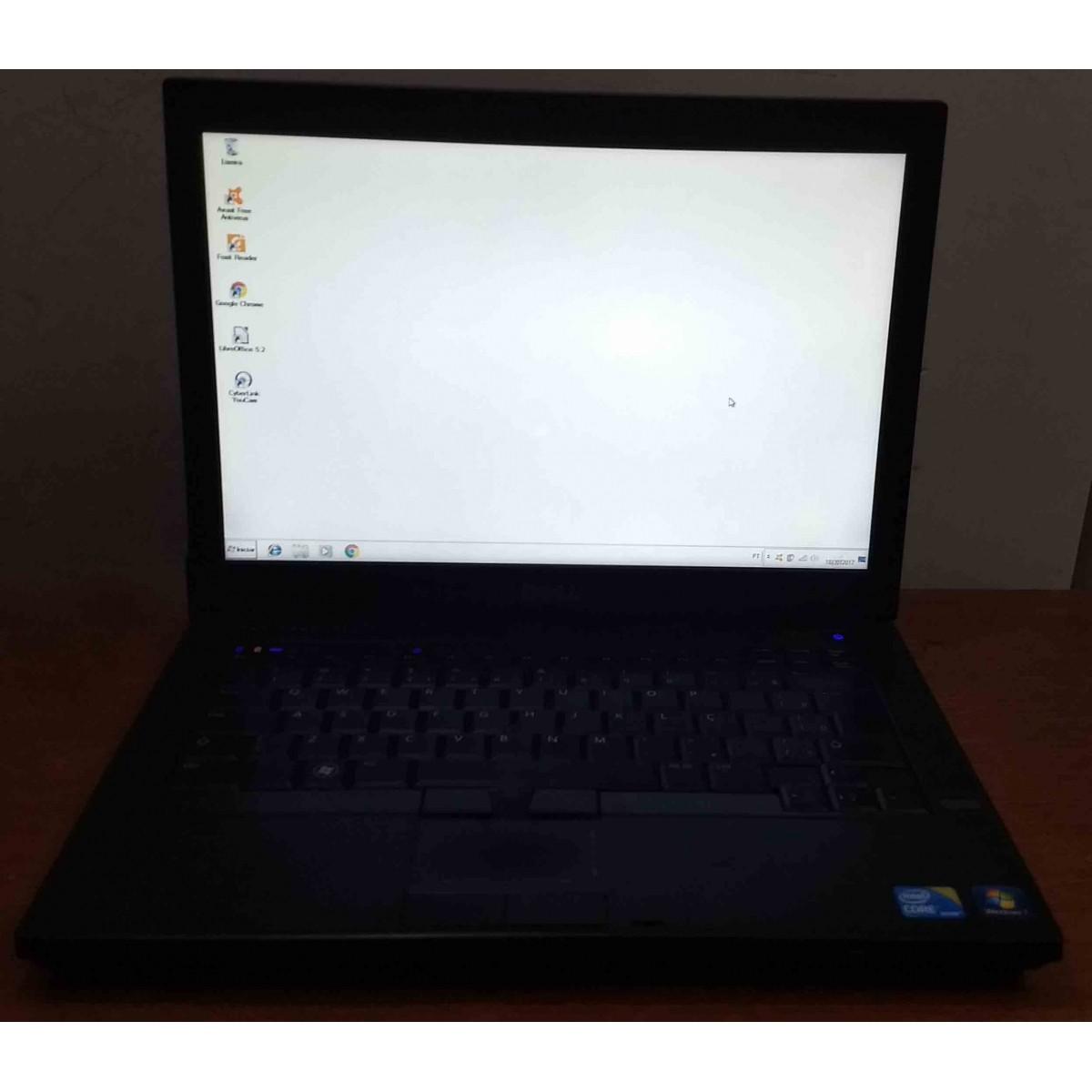 Notebook Dell Latitude E6410 14.1'' Intel Core i5 2.67GHz 4GB HD-250GB