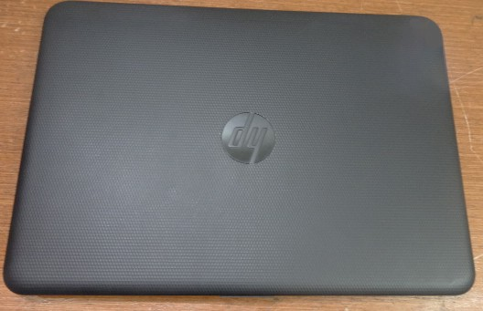 Notebook HP 14-AC102BR 15.6'' Intel Cel Dual Core 1.6GHz 4GB HD-500GB