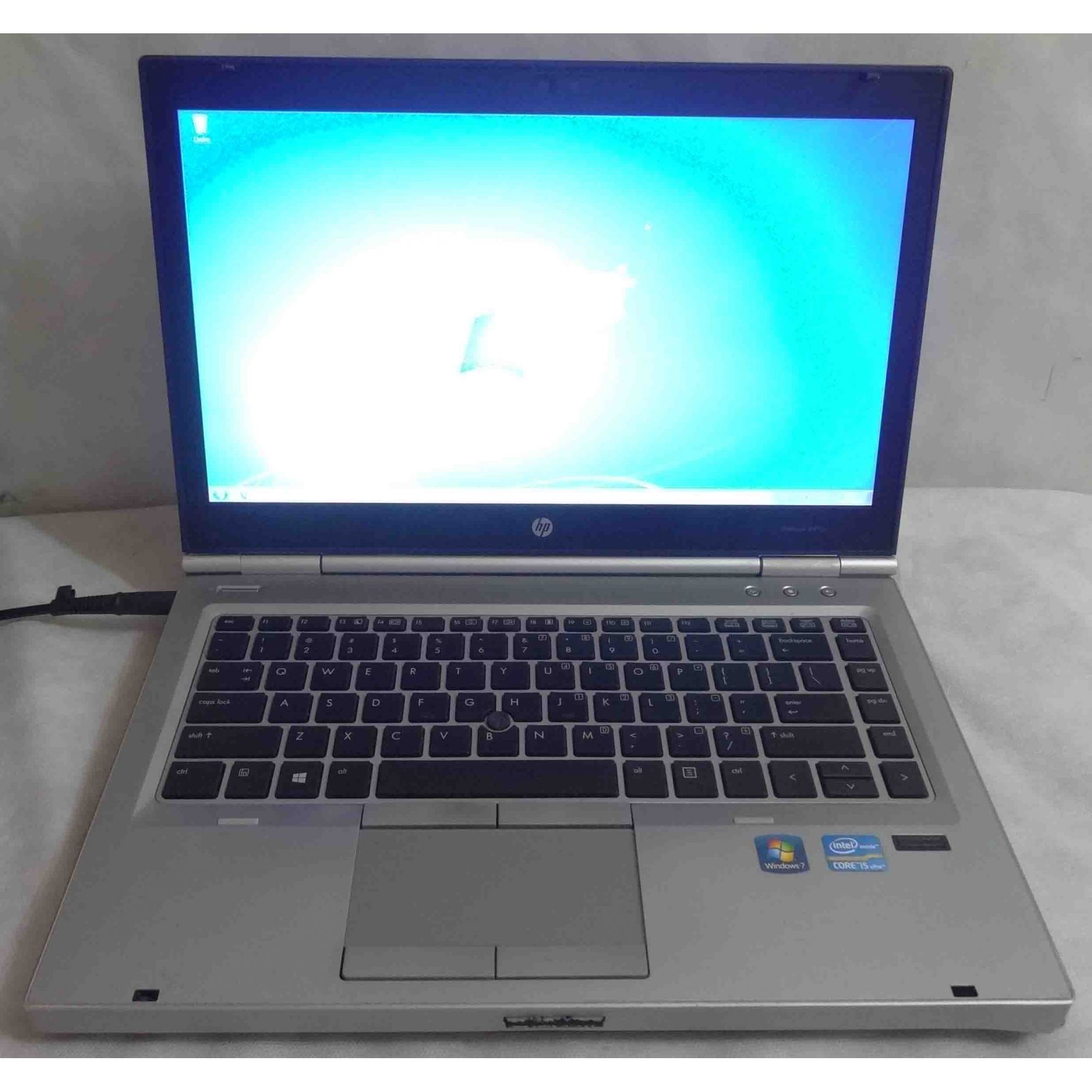 Notebook HP Elitebook 8470p 14'' Intel Core i5 2.9GHz 4GB HD-500GB Não Enviamos!