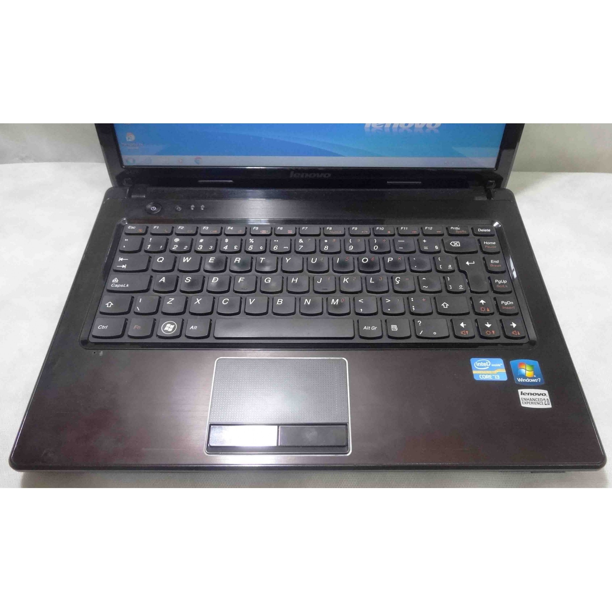 Notebook Lenovo 6470 14'' Intel Core i3 2.1GHz 4GB HD-320GB