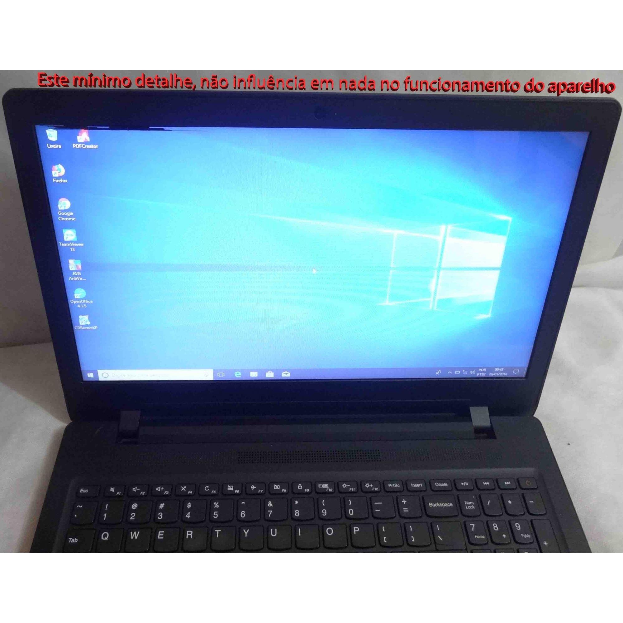Notebook Lenovo Ideapad 110 15IBR 15.6