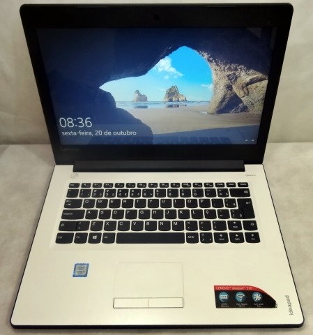 Notebook Lenovo Ideapad 310 - 14ISK 14.1
