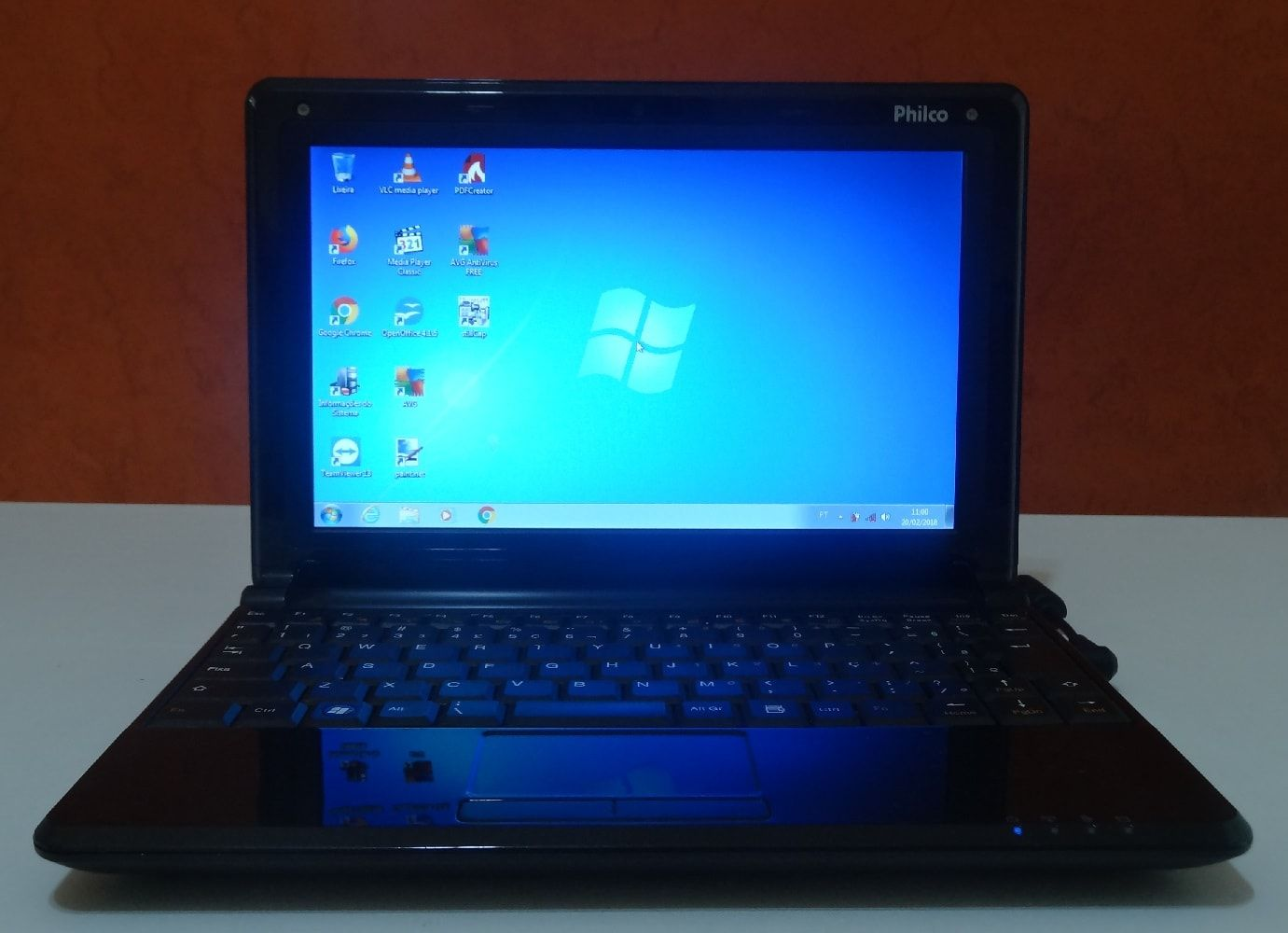 Netbook Philco PHN 10201 10.1