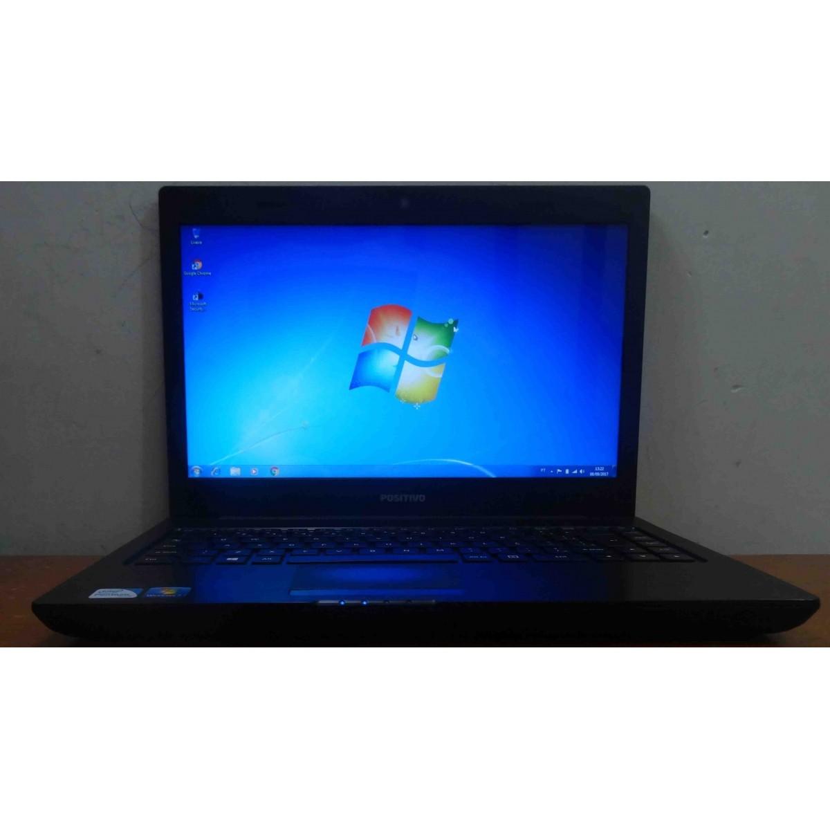Notebook Positivo Master N110I 14'' Intel Pentium 2.1GHz 2GB HD-320GB