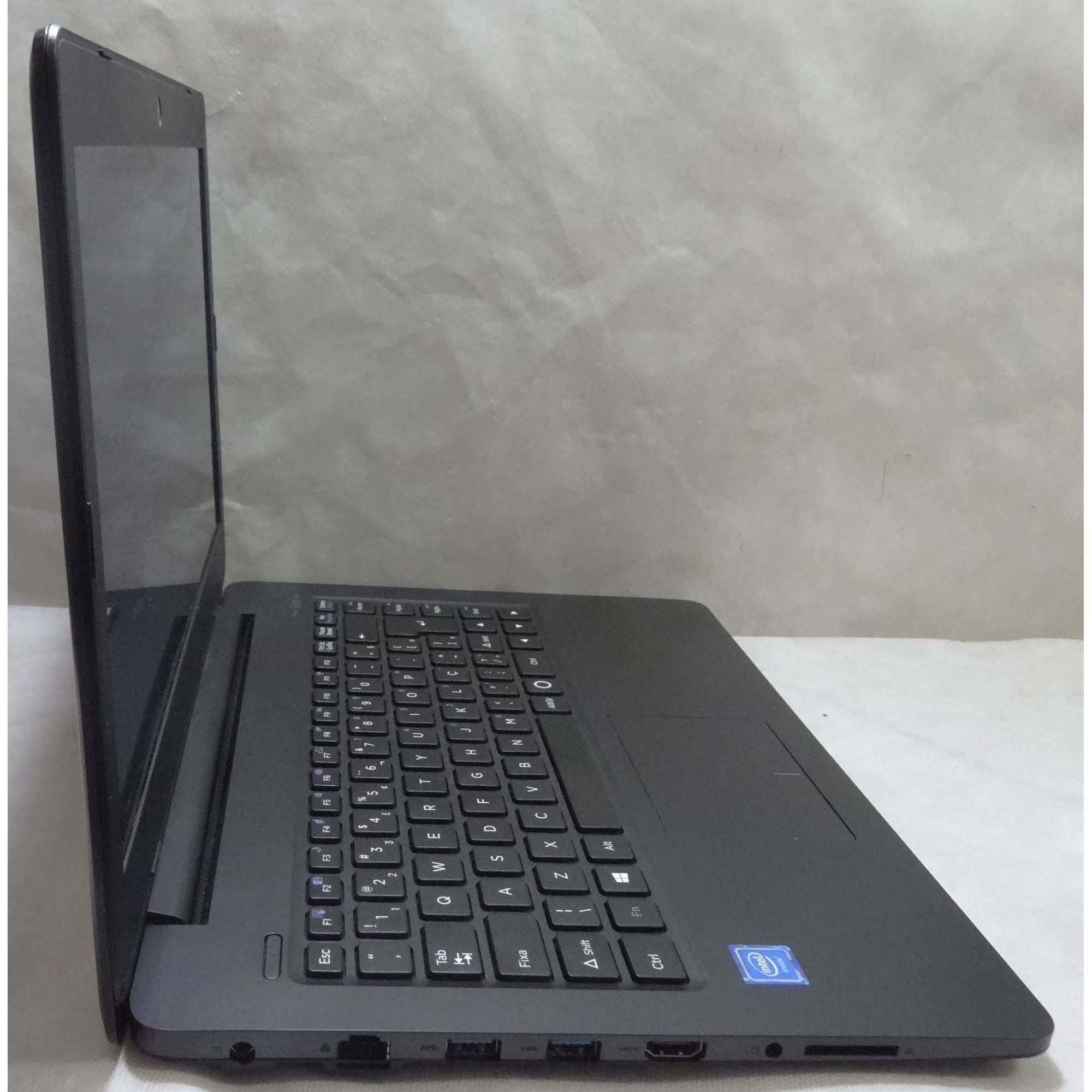 Notebook Positivo N40I 14'' Intel Cel. 1GHz 4GB HD-32GB Não enviamos